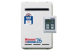 Rinnai Gas Hot Water System