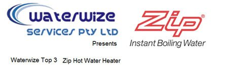 Zip Hot Water Systems at Waterwize Services